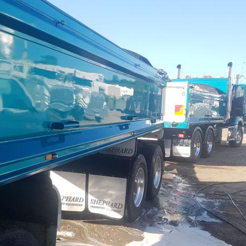 Truck Fleet Wash