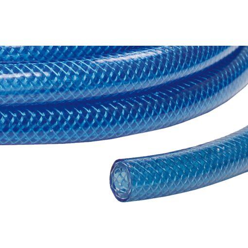 Blue Reinforced Low Pressure Hose 9mm (50m Roll) - Chiefs Australia