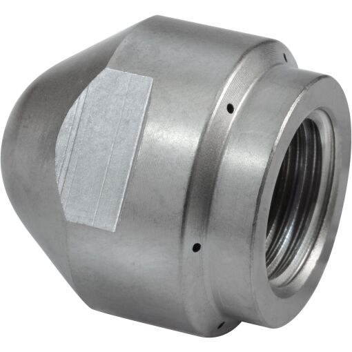 "ST49 06 Sewer Nozzle, 1/4"" female inlet - Chiefs Australia"