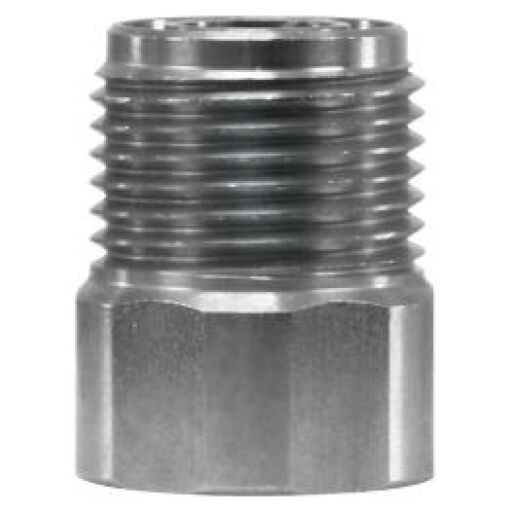EG Tip Nozzle Adaptor SS 1/4F x M18M - Chiefs Australia